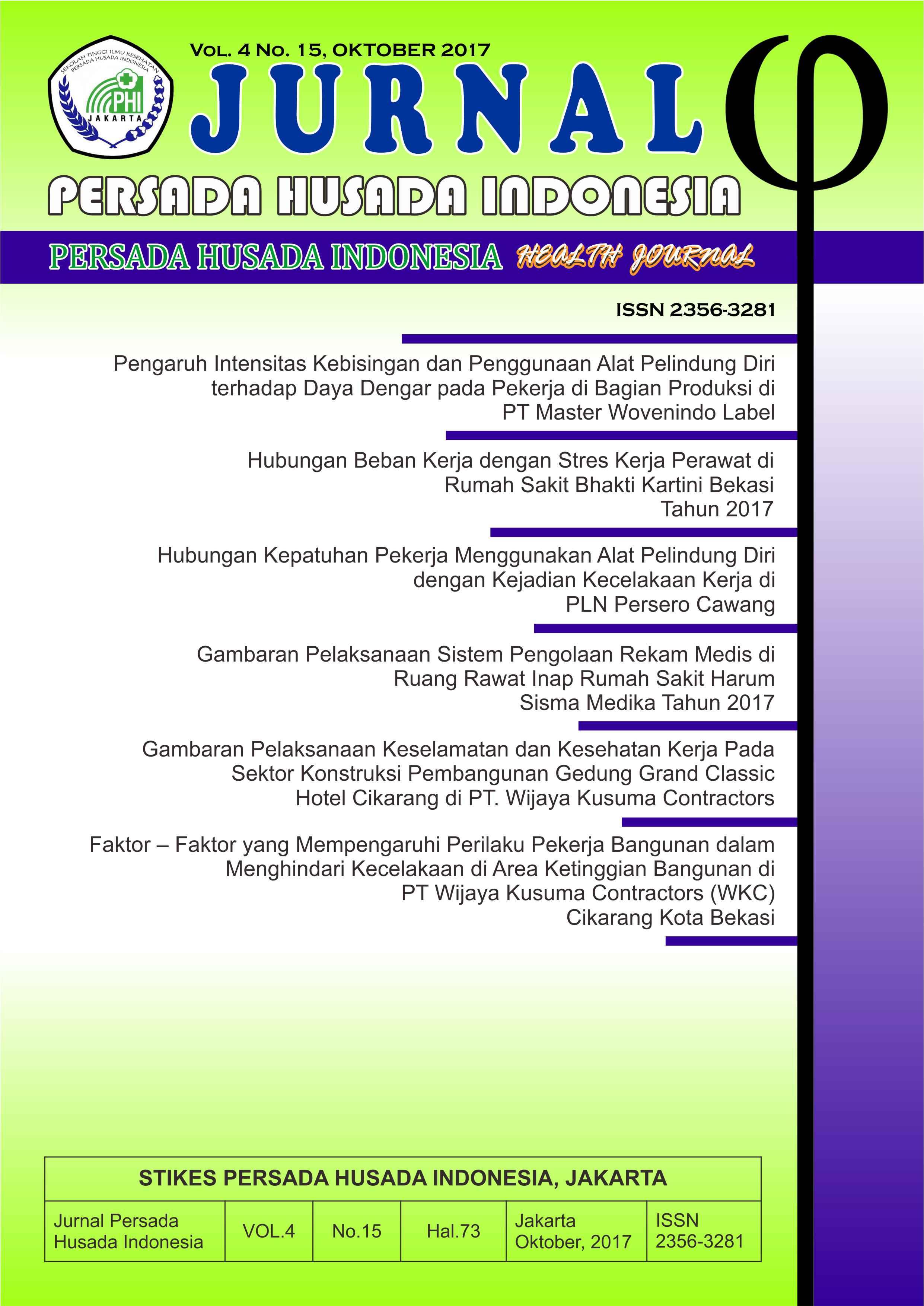 Cover Vol 4 No 15 (Oktober 2016)