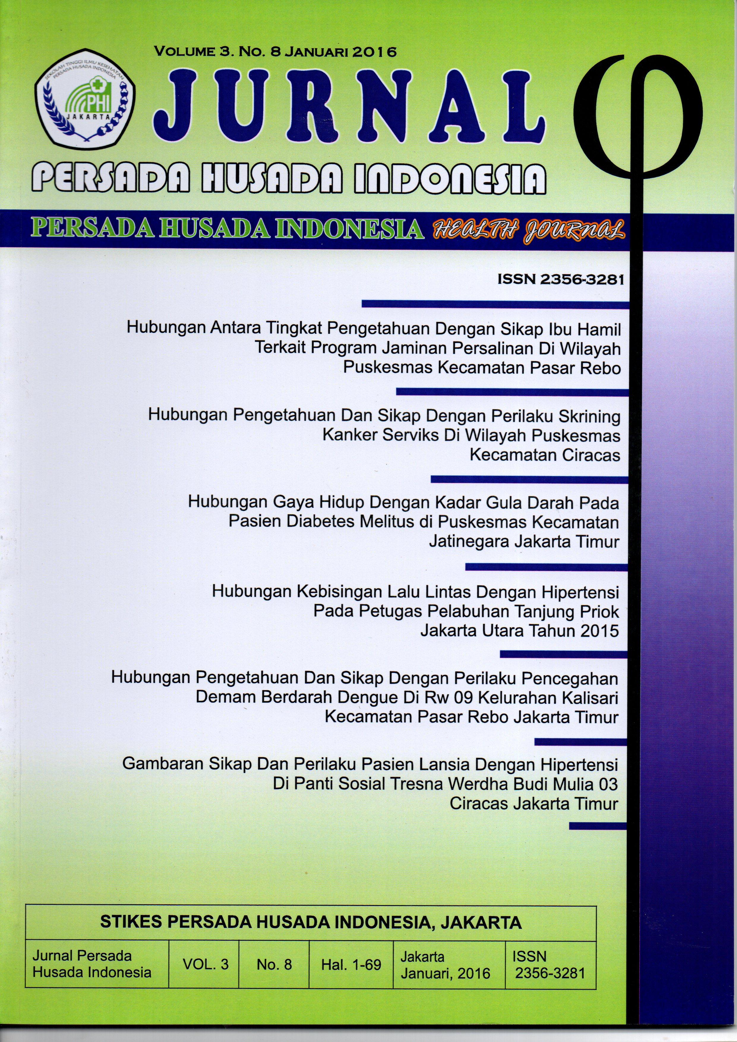 Cover Vol 3 No 8 Januari 2016