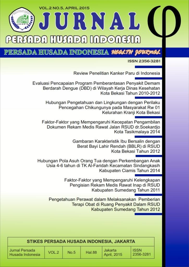 Cover Vol.2 No.5 April 2015